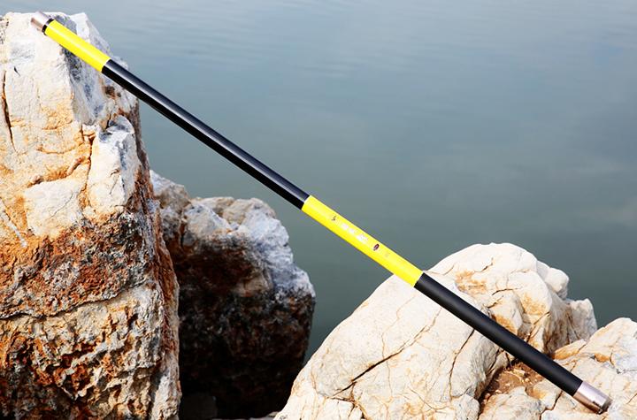 夏威龙纹鲤鱼竿